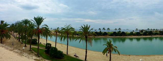unterwegs in Palma