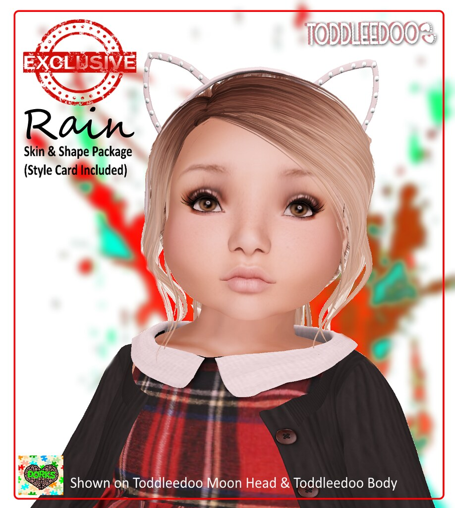 **DoRks** Rain Shape & Skin Package @ Ninety Nine