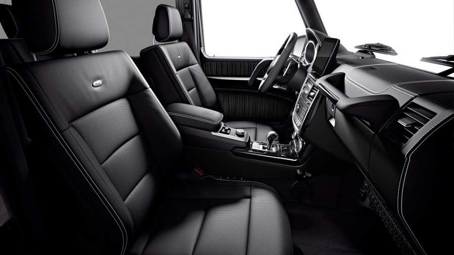 mercedes g-class limited edition 3