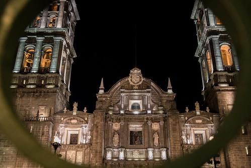 Catedral de Puebla, Pue. México