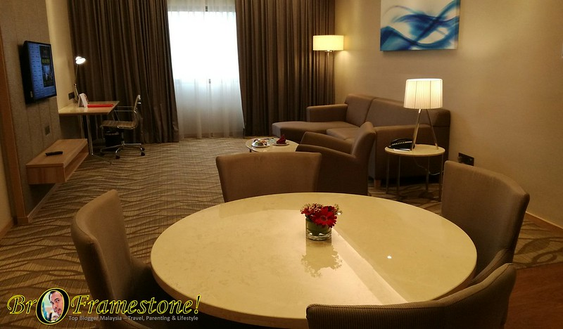 Honeymoon at Sunway Putra Hotel Kuala Lumpur