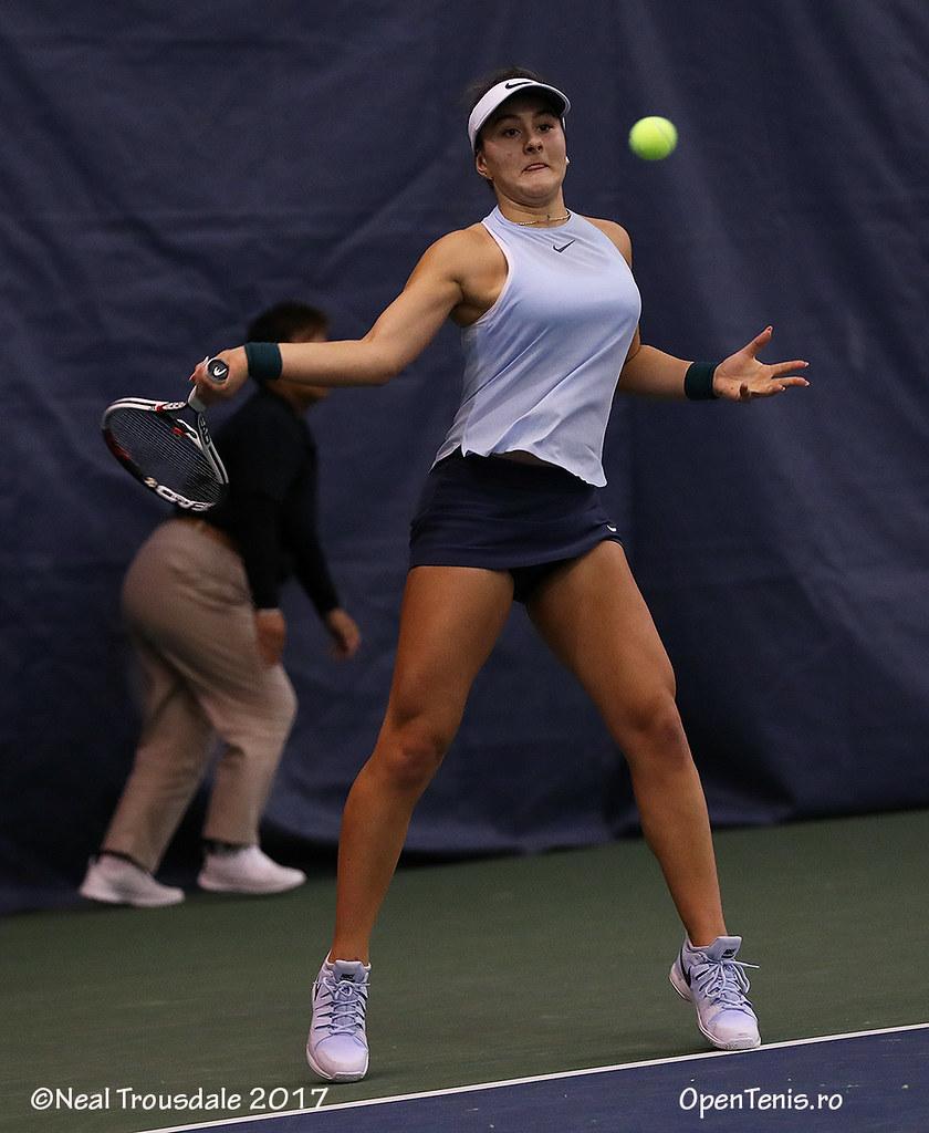 Bianca Andreescu Tevlin Challenger 10 31 2017 Aviva