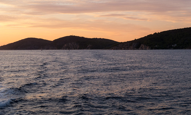 Ferry to Vela Luka