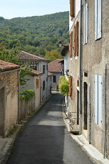 Charming little streets - Photo of Izaourt