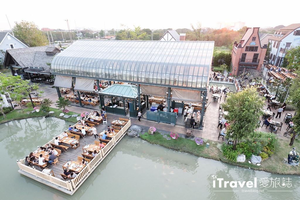 曼谷景点餐厅 巧克力村餐厅Chocolate Ville (14)