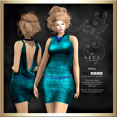 (AD) -AZUL- Wilma [On9]