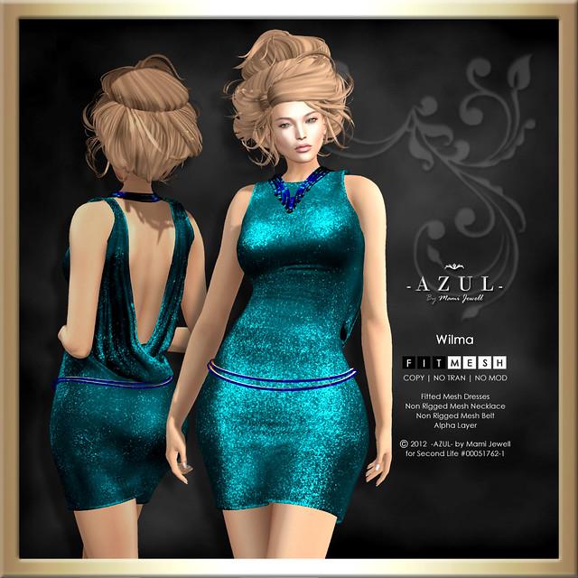 (AD) -AZUL- Wilma [On9]