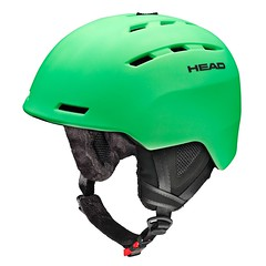 Lyžařská přilba HEAD Varius Green - titulní fotka
