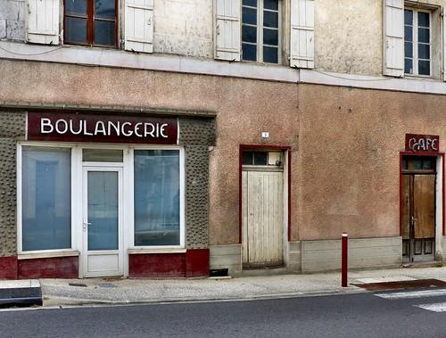 La Rochebeaucourt-et-Argentine - Boulangerie and Cafe