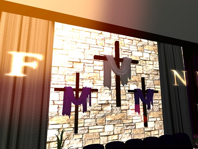 New Life Christian Fellowship -Flared Memory of Calvary