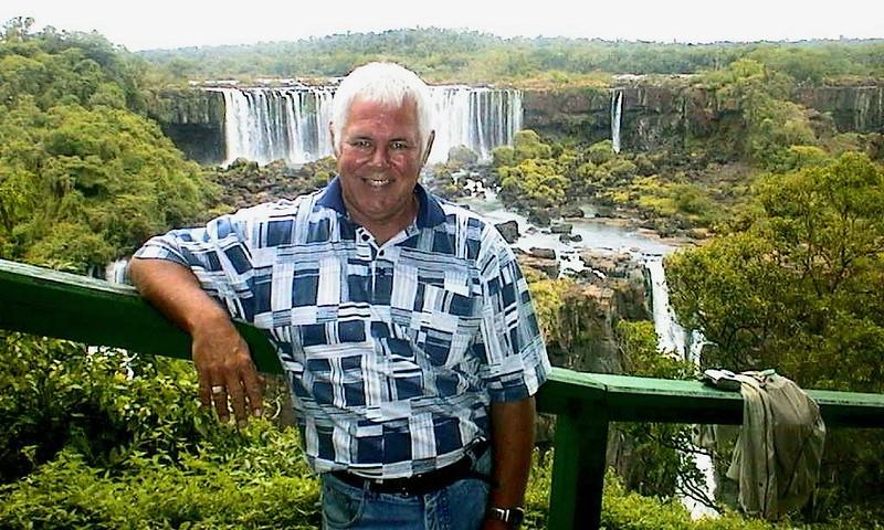 Amazing Iguazu Falls Brazil