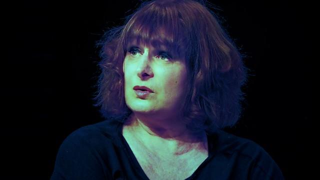 "Vera Cirkovic en ""La Voix Humaine"" (Poulenc - lib.: Jean Cocteau)"