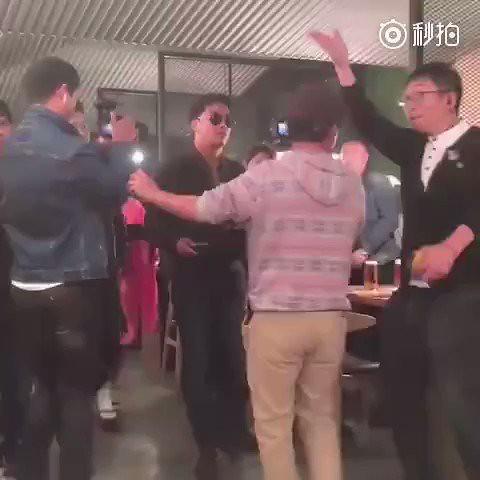BIGBANG via GottaTalk2V1212 - 2017-11-13  (details see below)