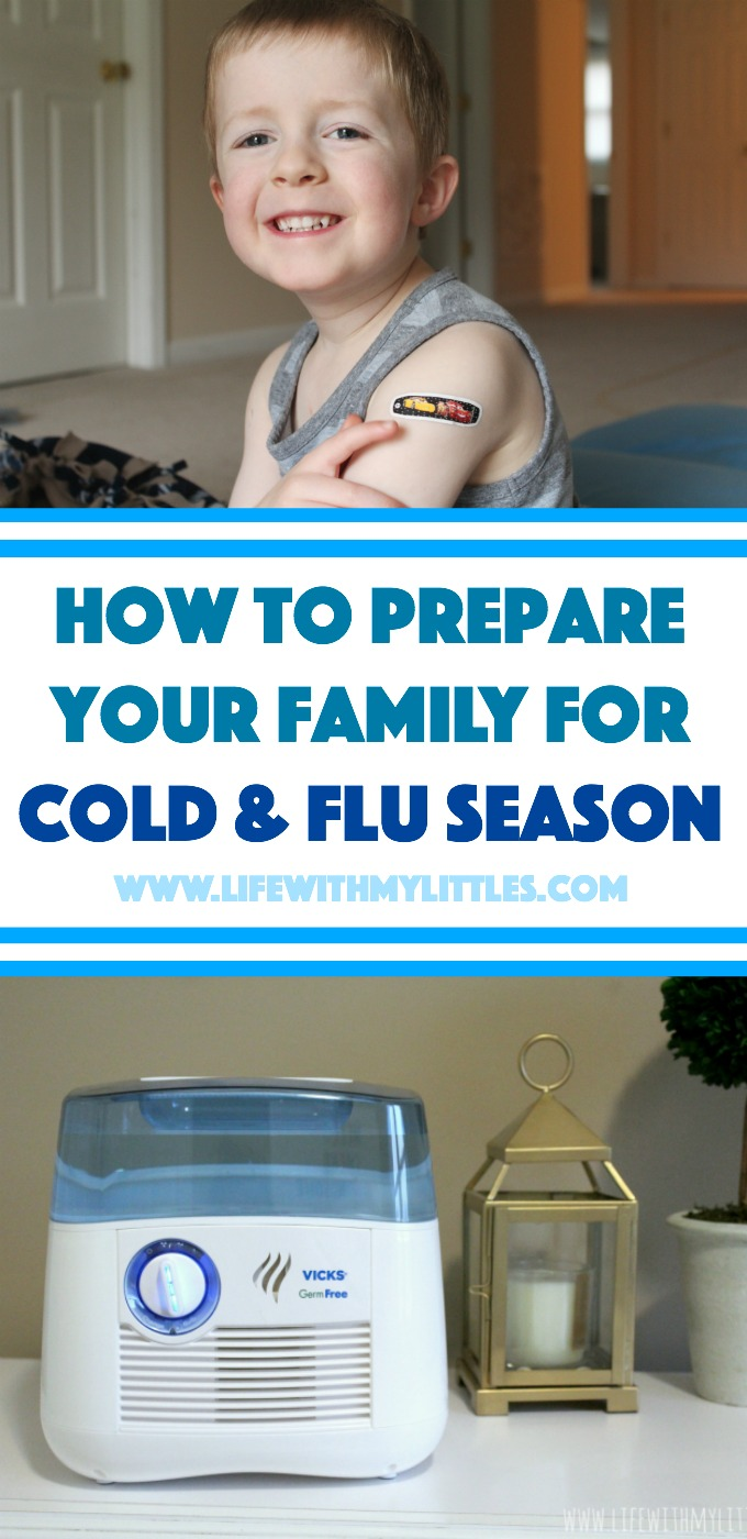 Here are six things you can do to prepare your family for cold and flu season! Such simple and easy ways to keep your family healthy!