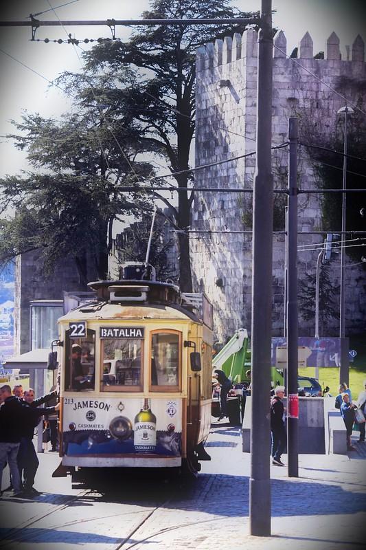 Tranvia Historico de Oporto