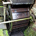 TIMS Mill Tour 2017 UK - Wortley Top Forge - water wheel (air pump)-9731
