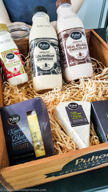 Puhoi Cheese products