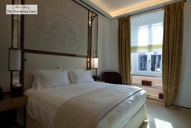 Bedroom of Villa Malta Suite