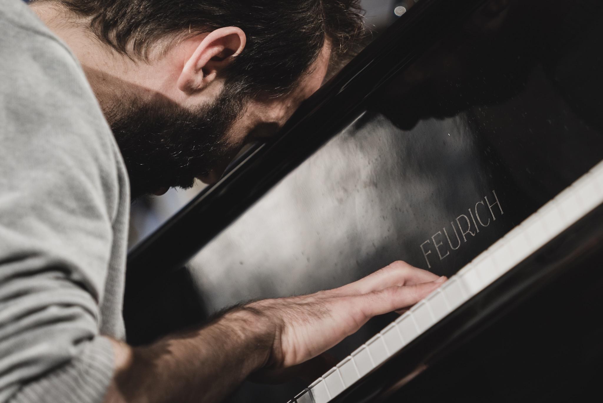 Daylight Music 264: Matthew Bourne