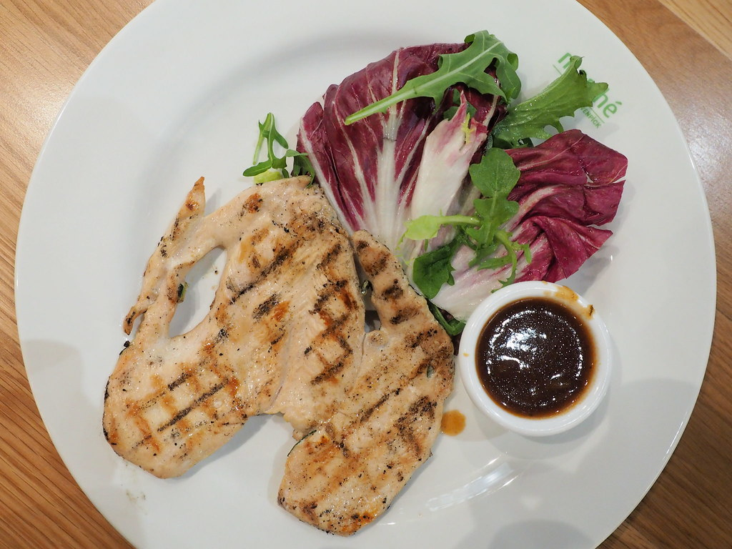 Marché Mövenpick Pavilion's Grilled Chicken Breast