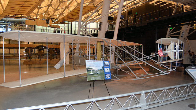 Wright 1908 Model A Military Flyer