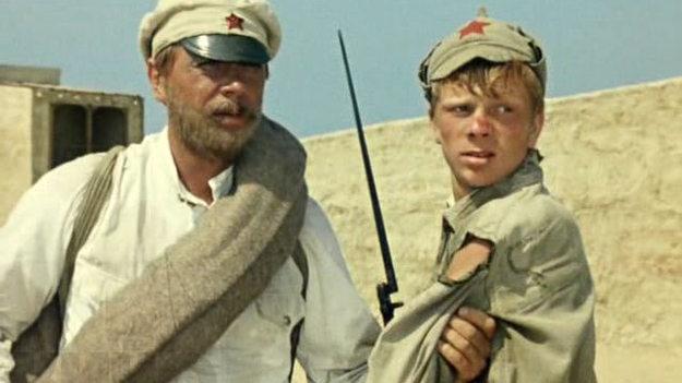 Помер актор, який зіграв Петруху в «Білому сонці пустелі»