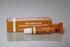 KLODERMA CR 0,05 persen 10G
