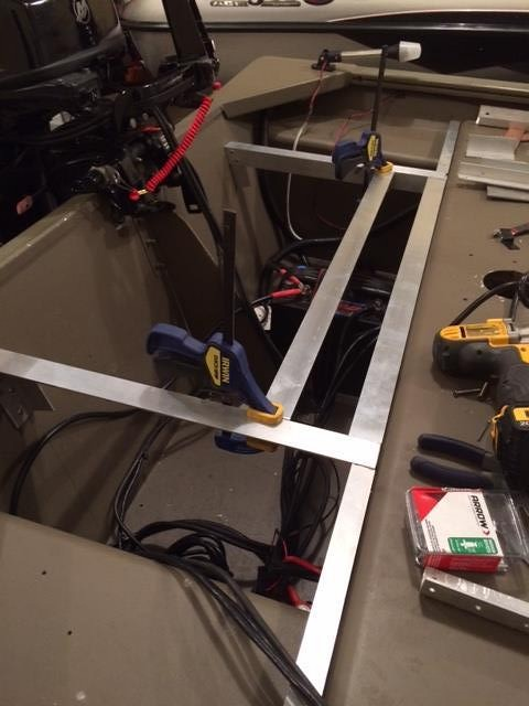 Tracker Grizzly 1648 Build - TinBoats net