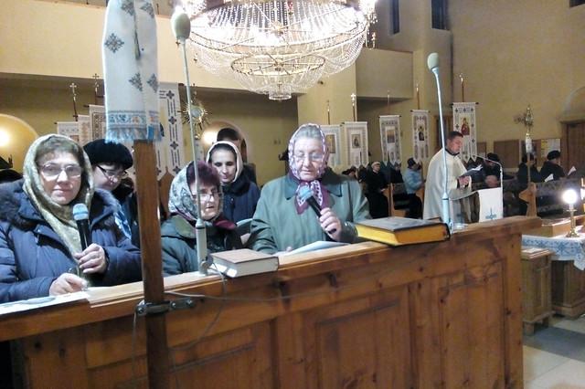 Молитовні чування з нагоди 10-ліття спільноти «Матері в молитві»