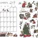 December Calendar - Colour