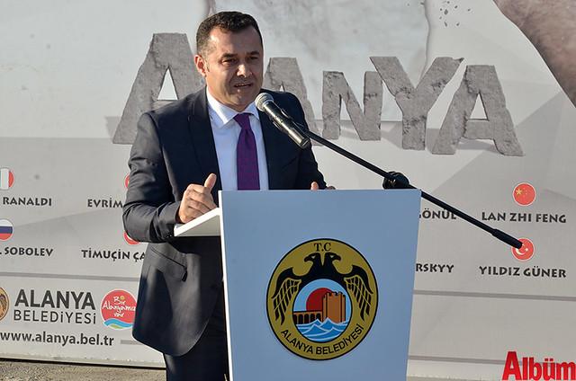 Alanya Belediye Başkanı Adem Murat Yücel-2
