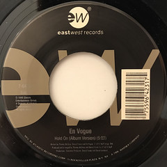 EN VOGUE:DON'T LET GO(LOVE)(LABEL SIDE-B)