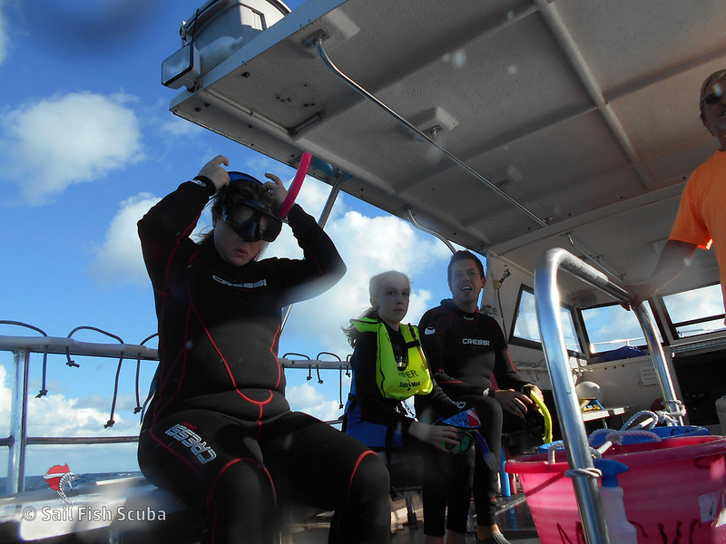 Scuba Snorkel Key Largo 2 December 2017 AM