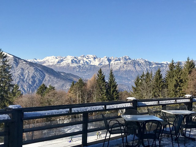 Lunch with a View