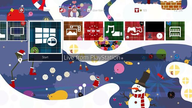 LocoRoco 2 Remastered: Holiday Theme