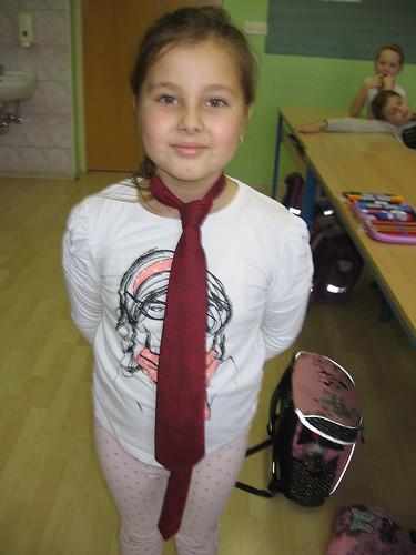 radionie za dan kravate
