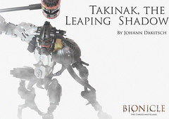 Takinak, the Leaping Shadow