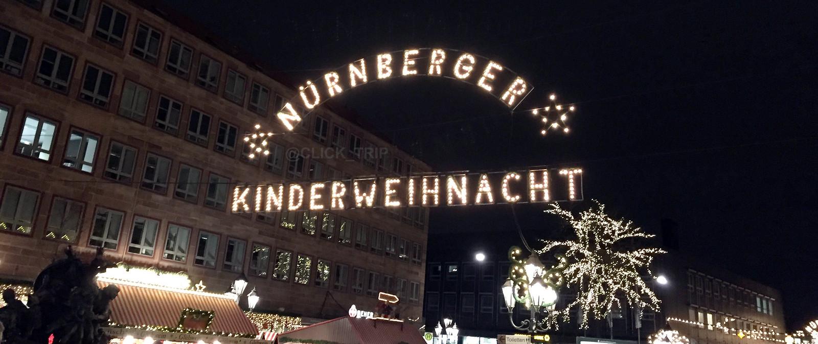 · Mercado de Navidad de Núremberg para niños ·