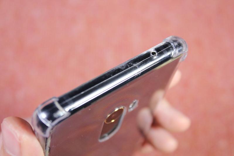 Xiaomi Mi Mix 2のTPU透明ケースを2つ開封レビュー (24)