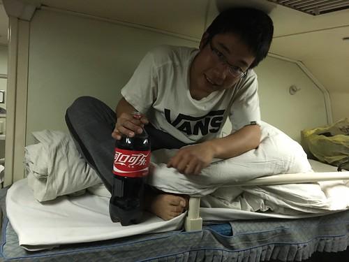 衣川さんといえば、このコーラ