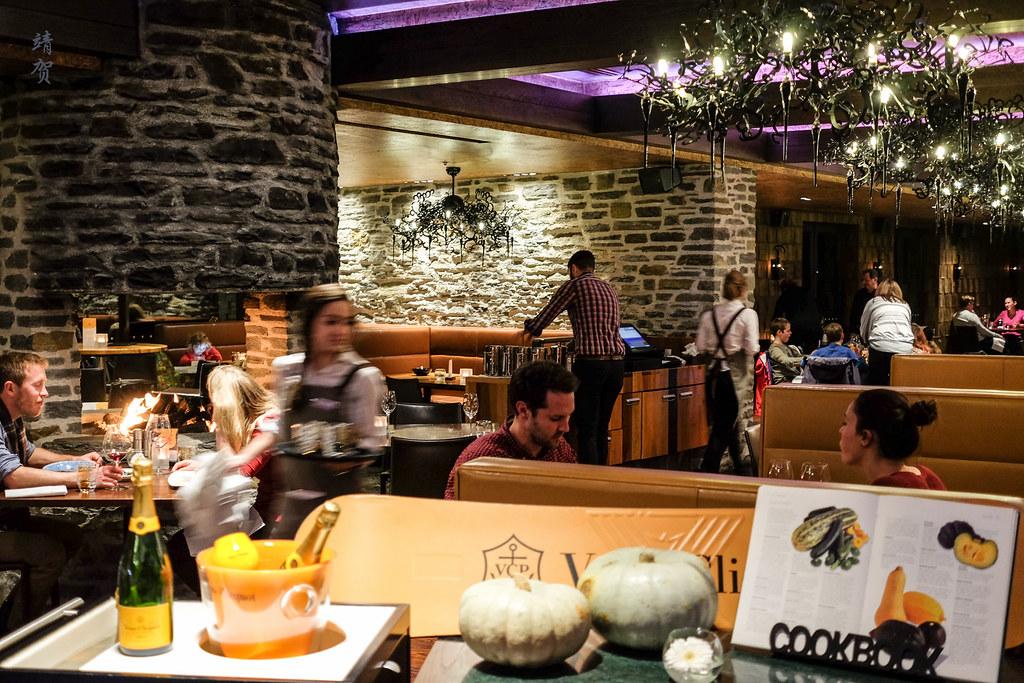 Inside Wakatipu Grill