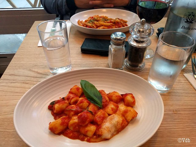 restaurant in Londen
