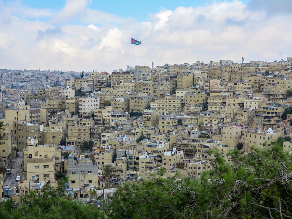 Visita de 1 día en Ammán