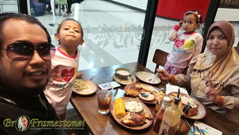 Promosi Nando's Buat Pelangan CIMB