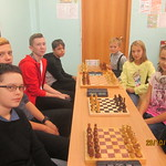 Mатч по шахматам между школой № 2 и школой № 33 | 2017