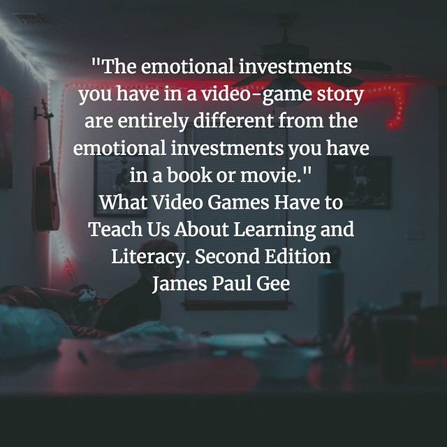 James Paul Gee Quote14