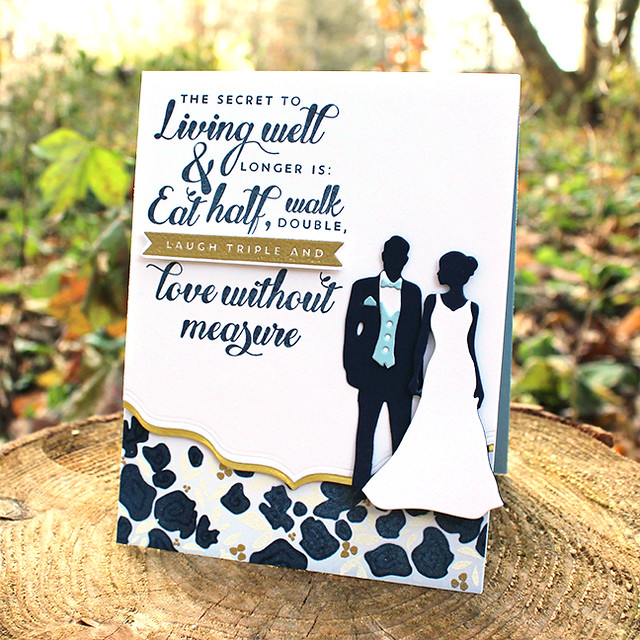 Love Without Measure Card