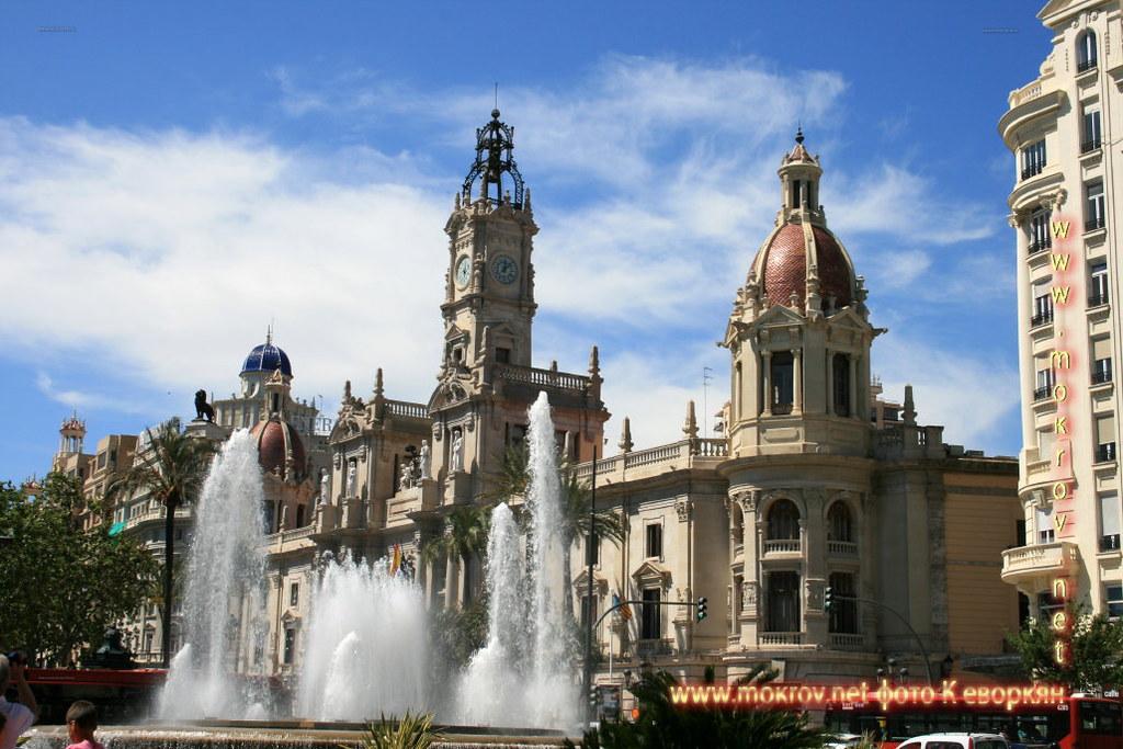 Валенсия — Испания фотографии