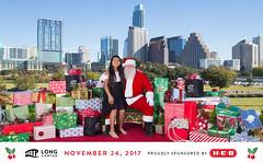 Santa on the Terrace 2017