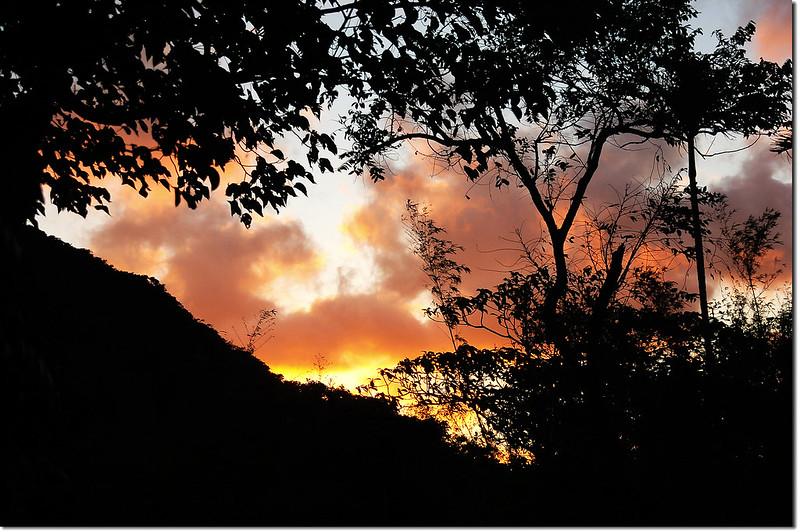 滿州夕陽 1
